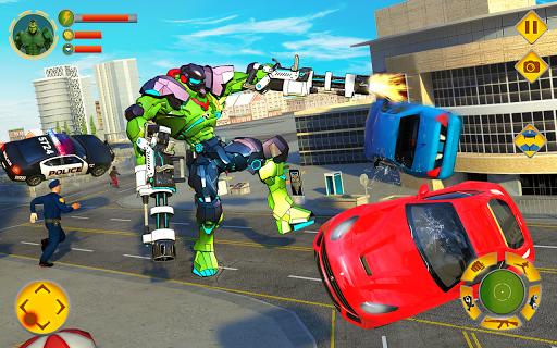 Incredible Monster Robot Hero Crime Shooting Game modavailable screenshots 6