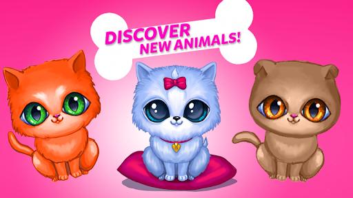 Merge Cute Animals: Cat & Dog  screenshots 11