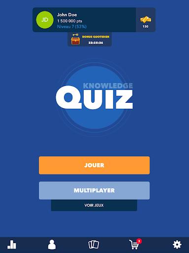 Super Quiz - Culture Gu00e9nu00e9rale Franu00e7ais android2mod screenshots 9