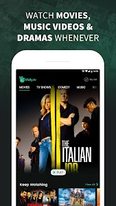 Vidly.tv Best Movies, Dramas, Cartoon, Sports App 2.8.24
