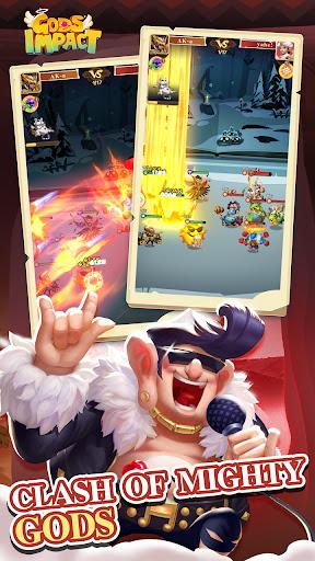 Gods Impact-Let's join an epic battle!  screenshots 7