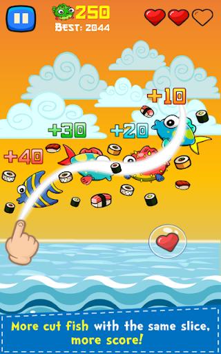 Sushi Ninja apkmr screenshots 2