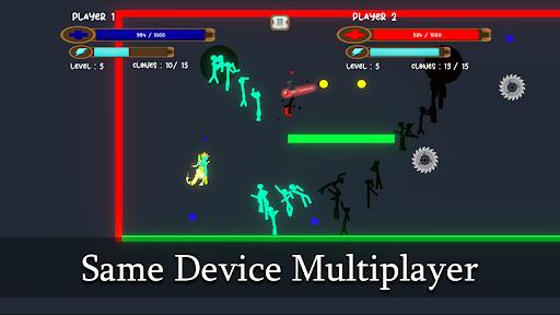 Ragdoll Clone Warfare: Stickman Ragdoll Fight modavailable screenshots 1