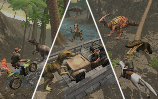 Dinosaur Safari: Online Evolution  screenshots 10