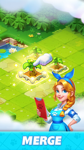 Fantasy Merge Zoo  screenshots 1