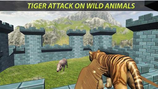 Flying Tiger Family Simulator Game 1.0.6 screenshots 12