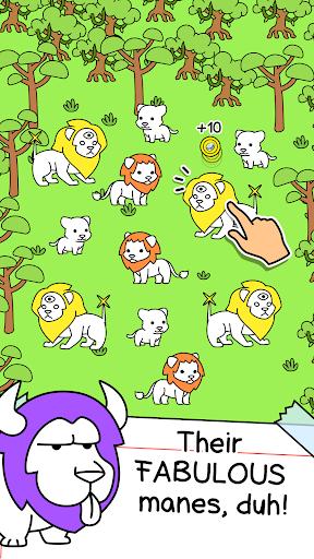 Lion Evolution - Mutant Jungle King Game 1.0.2 pic 2
