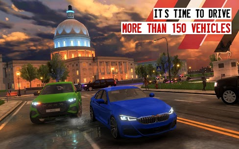 Download Driving School Sim MOD APK (Unlimited Money) 1