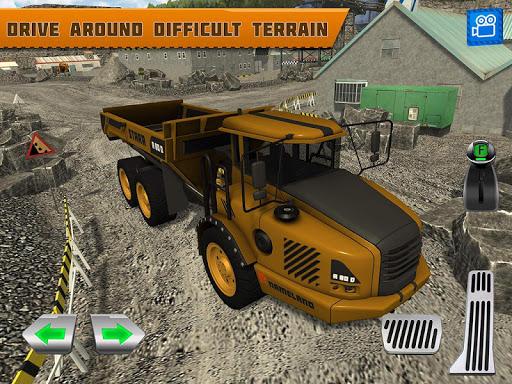 Quarry Driver 3: Giant Trucks 1.2 screenshots 14