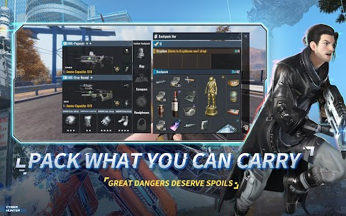Cyber Hunter Apk indir Güncel 2021* 21
