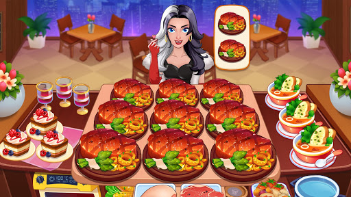 Cooking Master Life :Fever Chef Restaurant Cooking screenshots 3