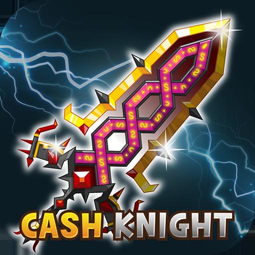 +9 God Blessing Knight - Cash Knight
