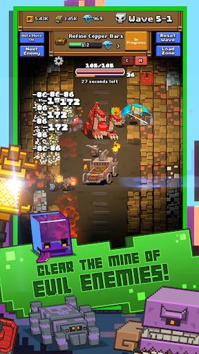 Idle Mine RPG 0.6.20 screenshots 3