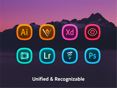 Meeye Icon pack Patched APK 4