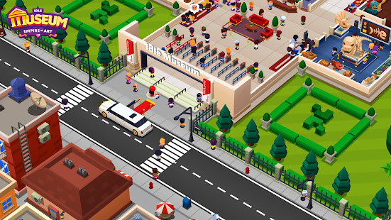 Idle Museum Tycoon: Empire of Art & History Mod Apk