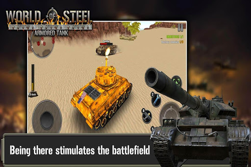 World Of Steel Armored Tank screenshots 2