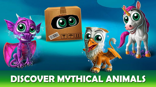 Boxie: Hidden Object Puzzle modavailable screenshots 6