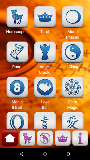 Horoscope and Tarot apktram screenshots 1
