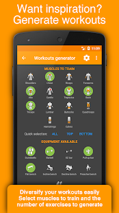 Workout Tracker & Gym Trainer - Fitness Log Book