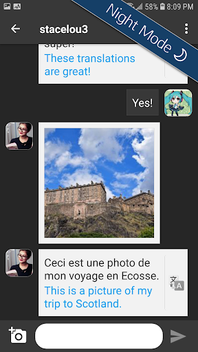 Unbordered - Foreign Friend Chat 6.0.7 Screenshots 19