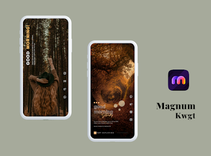 Magnum Kwgt Apk 6.2 [Full PAID] Download 8