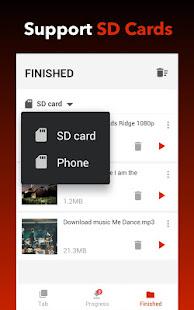 Free Video Downloader - Video Downloader App 1.1.7 Screenshots 8