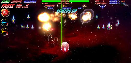 Space D-Fense - Space Invaders Arcade Shooter 7.32 screenshots 2