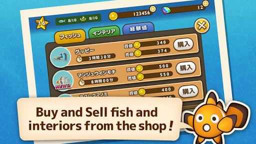 Fish Garden - My Aquarium 1.65 screenshots 3