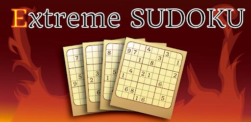 Screenshot of Extreme Difficult Sudoku 2500