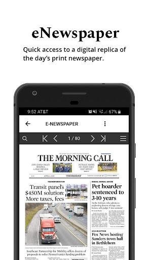 allentown - morning call screenshot 1