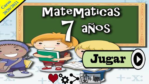 Matemáticas 7 años screenshots 1