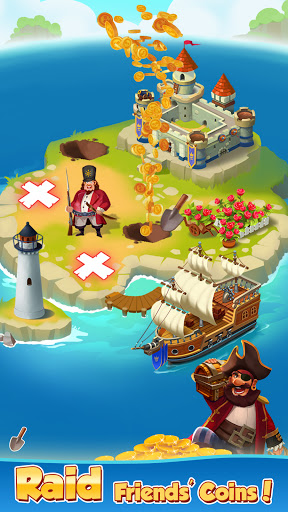Pirate Life - Be The Pirate King & Master of Coins 0.1 screenshots 4