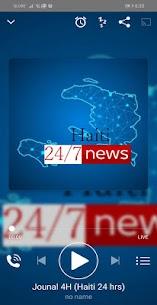 Haiti 24/7 Radio News 4.4.8 Mod APK Updated 3
