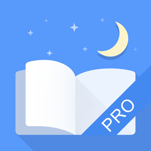 Moon+ Reader Pro[Final] [Patched] [Mod] 6.1_build_601002mod