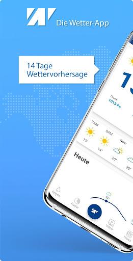 Wetter.net u2013 dein Wetter mit Regenradar 2.6 Screenshots 1