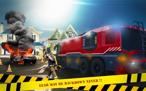 Firefighter Emergency Rescue Hero 911 2