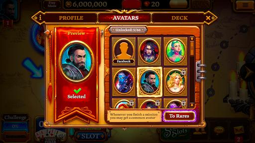 Play Free Online Poker Game - Scatter HoldEm Poker screenshots 21