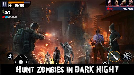 Zombie Hunter 3D: Offline FPS Shooting Game 2021  screenshots 17