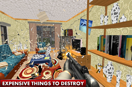 Destroy City Interior Smasher  screenshots 8
