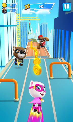 Talking Tom Hero Dash - Run Game https screenshots 1