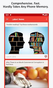 Health News, Videos, & Social Media 1