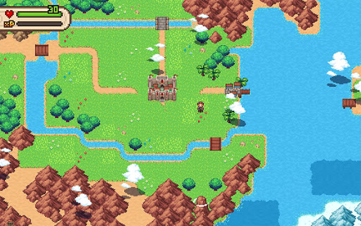 Evoland 2 1.6.0 screenshots 17