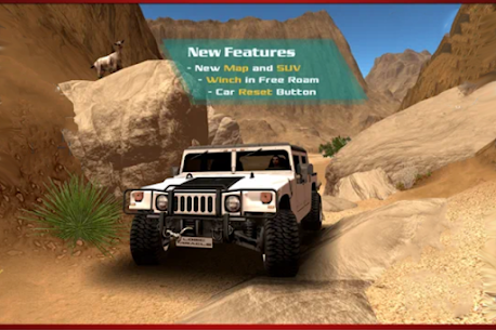 Offroad Jeep Game [MOD Version] 4