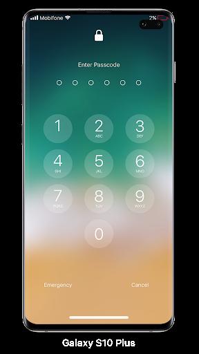 Lock Screen & Notifications iOS 14 1.5.0 screenshots 3