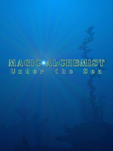 Magic Alchemist Under the Sea screenshots 15