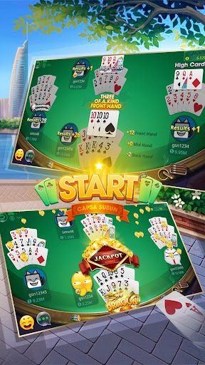 Pusoy - Best Chinese Poker for Filipinos 2.5 Screenshots 13