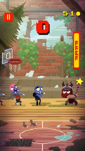 Basketball vs  Zombies 1.0.0 screenshots 1