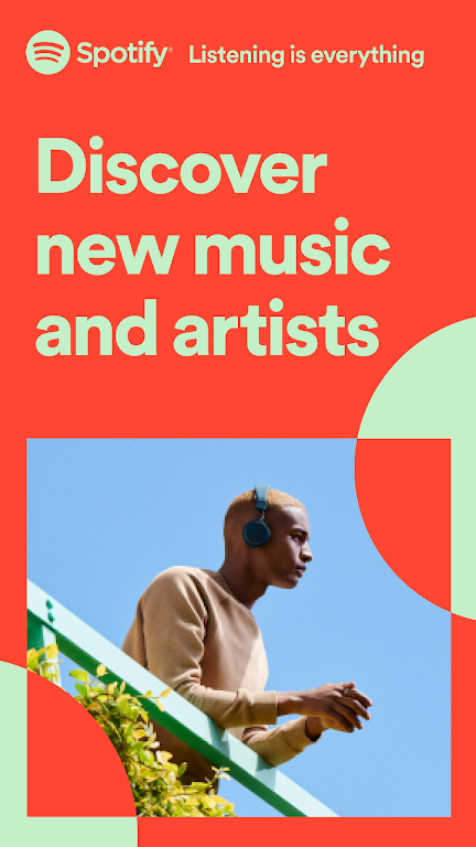 Spotify: Music and Podcasts poster 20