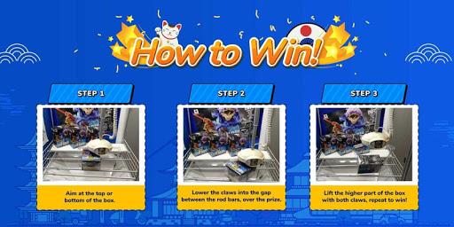 Japan Claw Machineuff08JCMuff09- Real Crane Game  screenshots 1