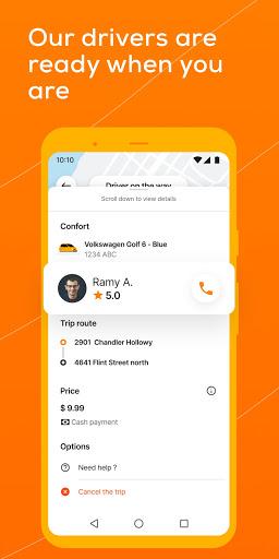 YASSIR - Order a ride android2mod screenshots 4